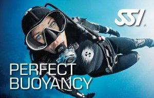 curso de buceo perfect buoyancy diver
